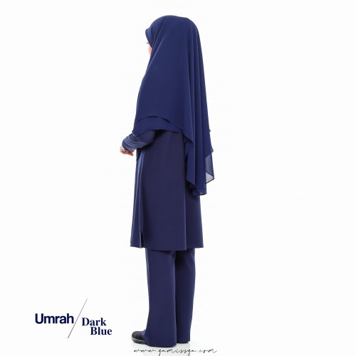 Mecca Umrah Suit - Dark Blue