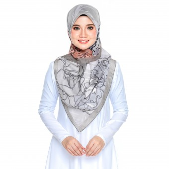 Bawal Rose - Grey Orange
