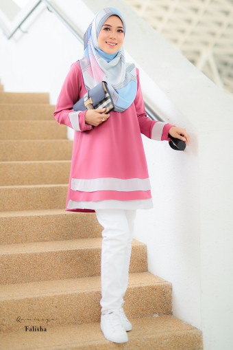 Falisha Blouse - Softpink