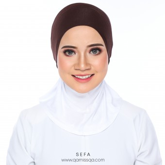 Sefa Snowcap Inner - Chocolate Brown