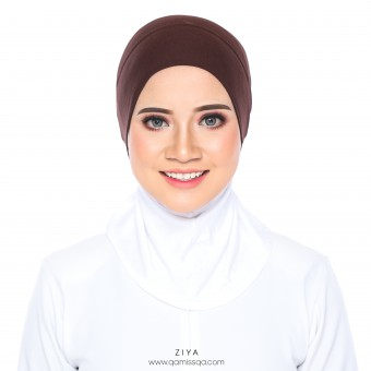 Ziya Loose Inner - Chocolate Brown