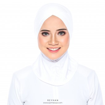 Reyhan Cross Inner - Pure White