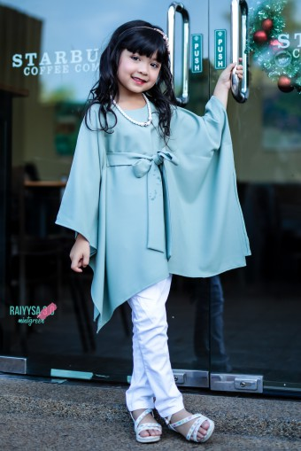 Raiyssa Kids - Mint Green