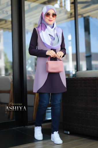 Ashiya - Purple