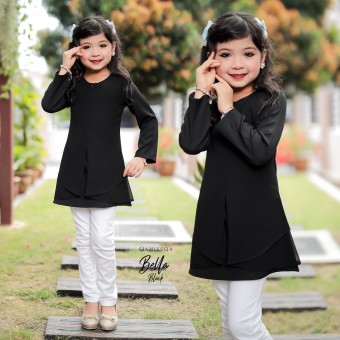 Bella Kids 2/4 - Black