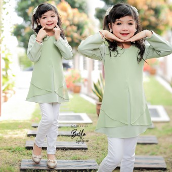 Bella Kids 6/8/10 - Light Green