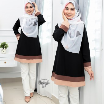 Mikayla Blouse - Black