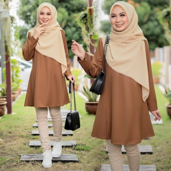 Ameera Blouse - Gold