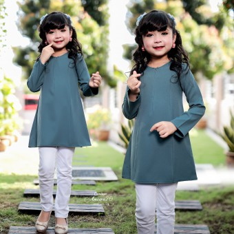 Ameera Kids - Dusty Green