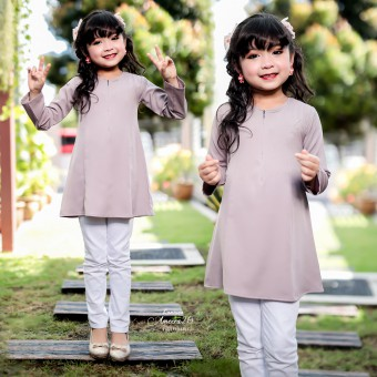 Ameera Kids - Dusty Purple