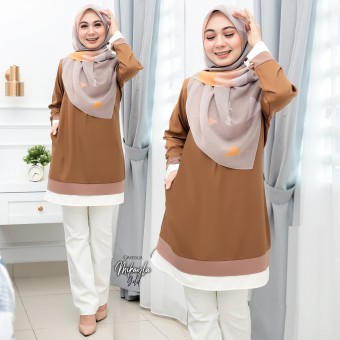 Mikayla Blouse - Gold