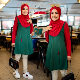 Luthfia - Red Green