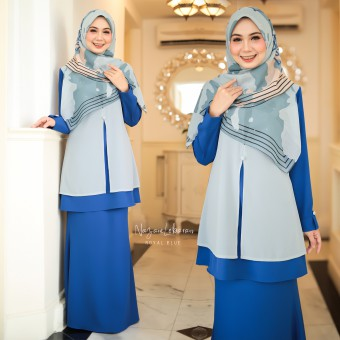 Nazam Lebaran - Royal Blue