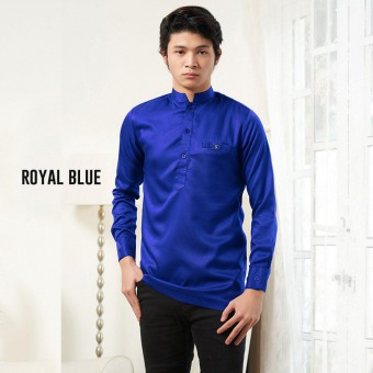 Kurta Gaishan - Royal Blue