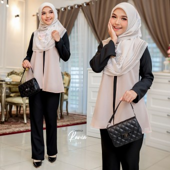 Rania Suit - Black