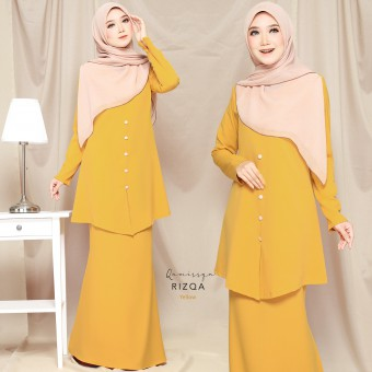 Rizqa Kurong - Yellow